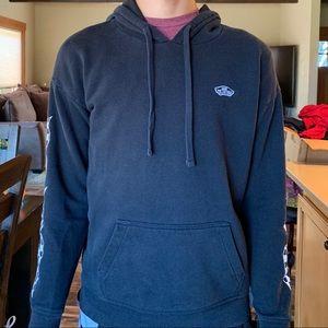 Black Vans Sweatshirt